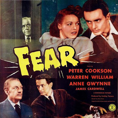 O TEMOR (Fear, 1946)