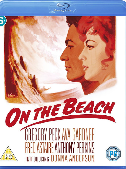 A HORA FINAL (On The Beach, 1959) Blu-ray