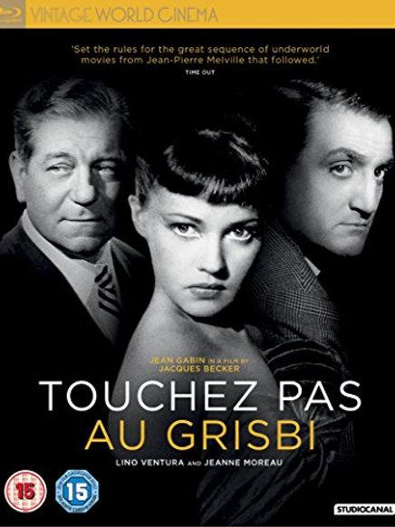 GRISBI, OURO MALDITO (Touchez pas au grisbi, 1954)Blu-ray