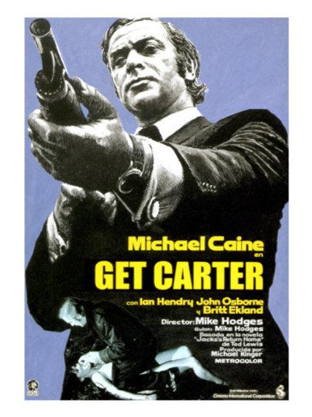 CARTER-O VINGADOR (Get Carter, 1971)