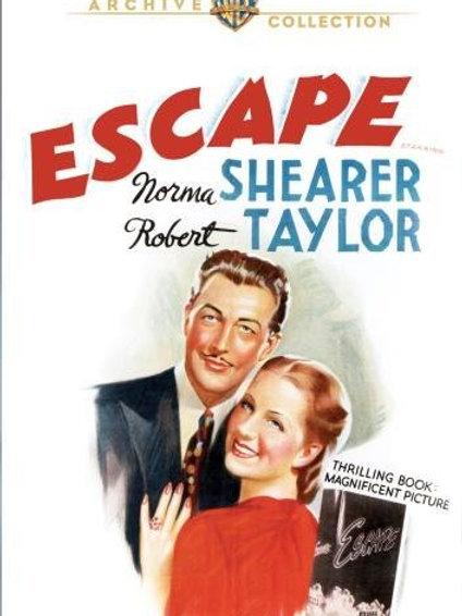 FUGA (Escape, 1940)