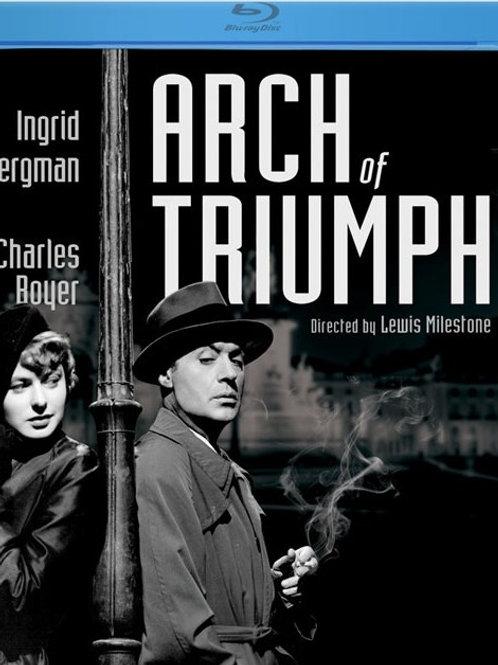 ARCO DO TRIUNFO (Arch of Triumph, 1948) Blu-ray