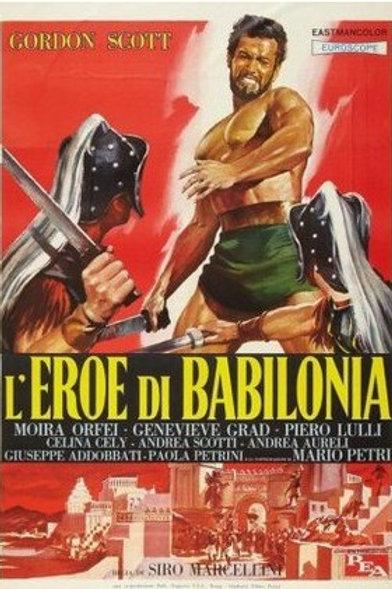 O HEROI DA BABILÔNIA (l'eroe di Babilonia, 1963)