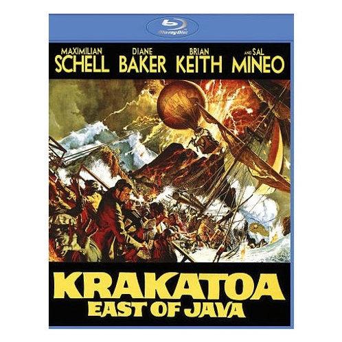 KRAKATOA - O INFERNO DE JAVA (Krakatoa-East of Java, 1969} Blu-ray