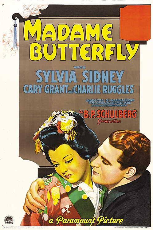 MADAME BUTTERFLY (Idem, 1932)
