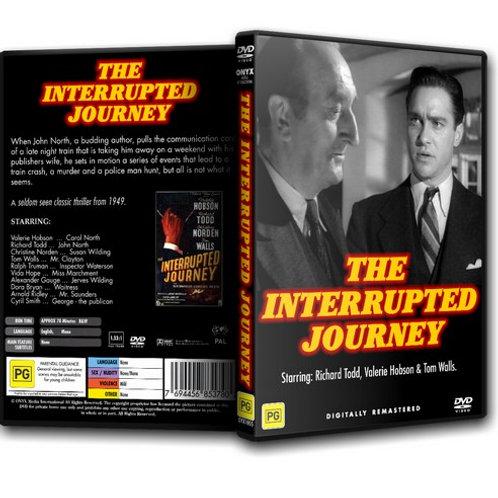 ROMANCE INTERROMPIDO (Interrupetd Journey, 1949)