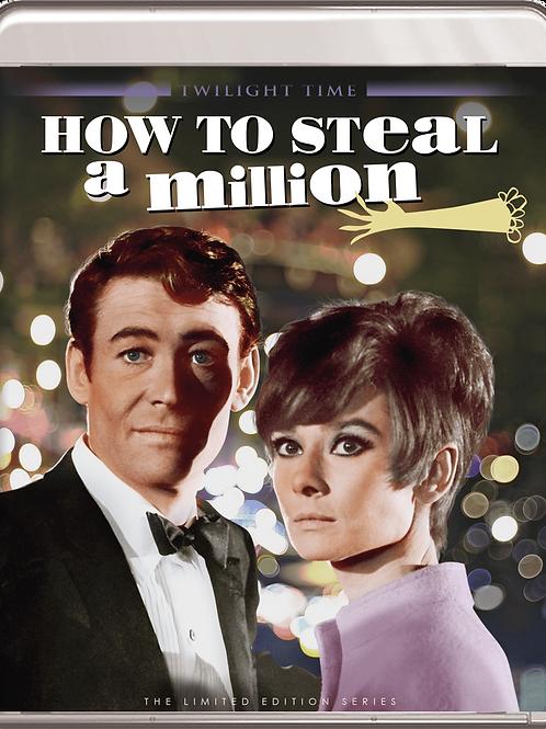 COMO ROUBAR UM MILHÃO DE DÓLARES (How To Steal A Milion, 1966)