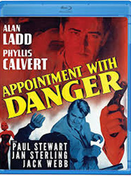 NA BOCA DO LOBO (Appointment With Danger, 1951) Blu-ray
