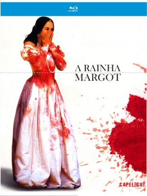 A RAINHA MARGOT (La Reine Margot, 1994) Blu-ray