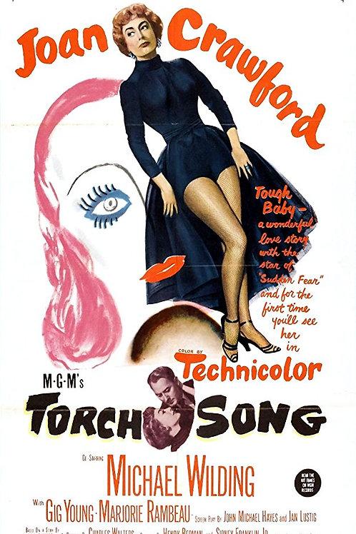 SE EU SOUBESSE AMAR (Torch Song, 1953)