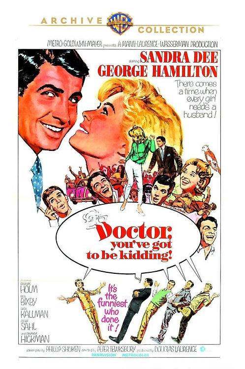 Doutor, O Sr. Está Brincando! (Doctor, You've Got to Be Kidding! 1967)