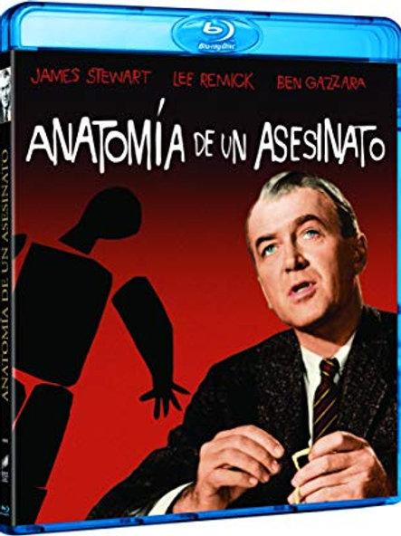 ANATOMIA DE UM CRIME (Anatomy of a Murder, 1959)