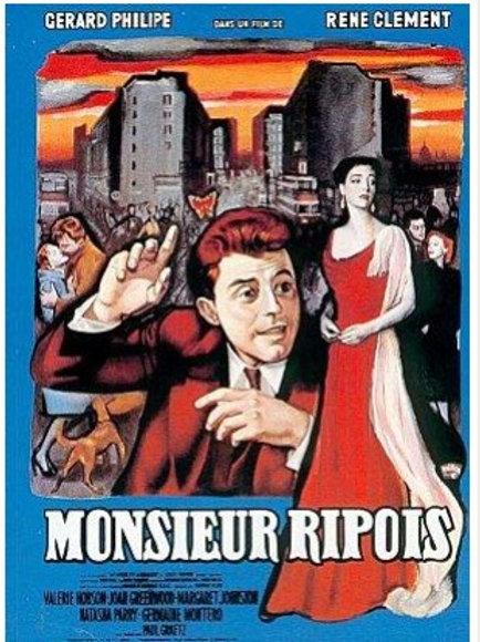 UM AMANTE SOB MEDIDA (Monsieur Ripois, 1954)
