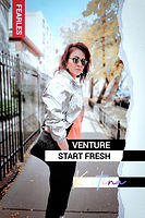 New Collection, venture start fresh by Kastina.