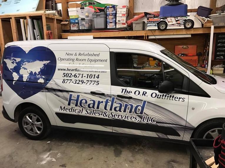 Heartland Medical Sales & Services, LLC.