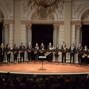 Fontys Saxophone Ensemble in the Concertgebouw Amsterdam