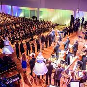 Fontys Saxophone Ensemble on King's Day