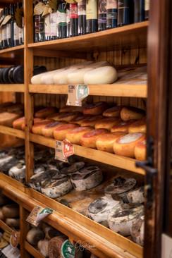 Pienza local shops
