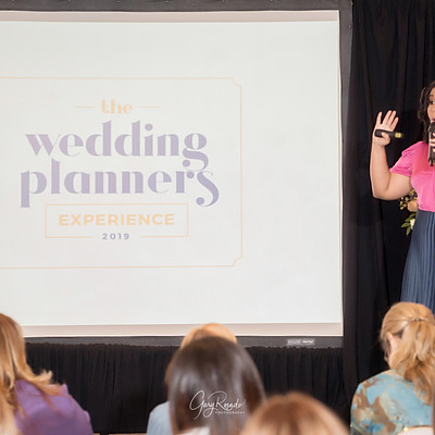 The Wedding Planners Experience Day 1