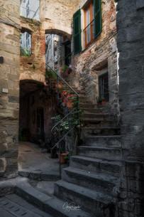 Corniglia Streets