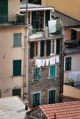 Riomaggiore streets
