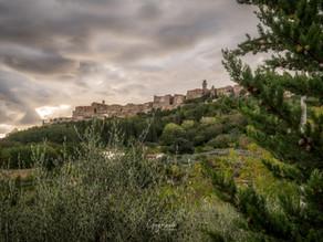 Montepulciano, Bagno Vignoni, Val D'Orcia & Pienza
