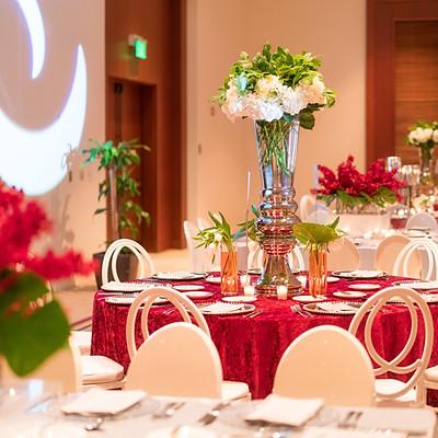 Akua Design for Perpetuo Socorro Senior Prom