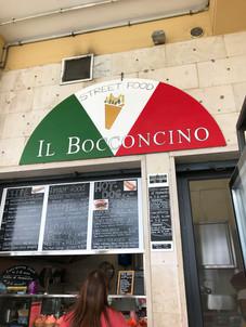Monterosso Al Mare lunch spot