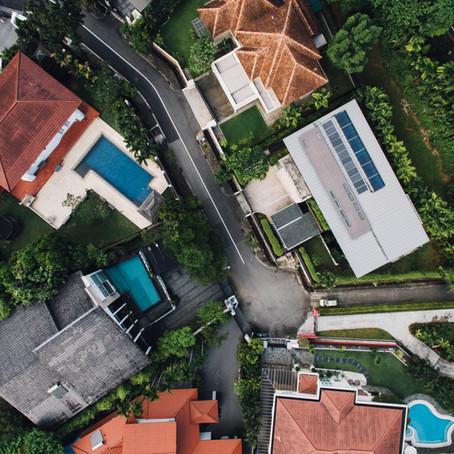 Immobilier : l'empiétement, quel qu'il soit, se paye !