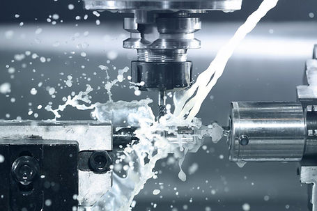 Hunter Manufacturing CNC Machine shop in action.