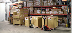 Warehousing Inventory Control    Blanket Orders