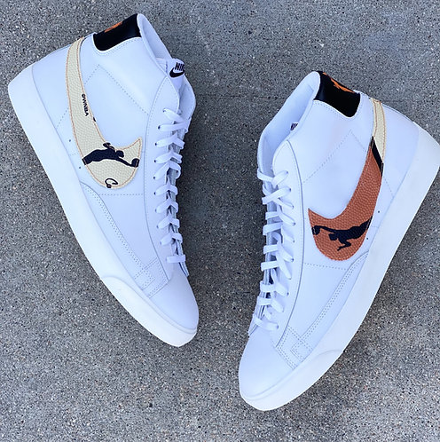 """""""Count It"""" Blazer High - Base Shoe INCLUDED"""