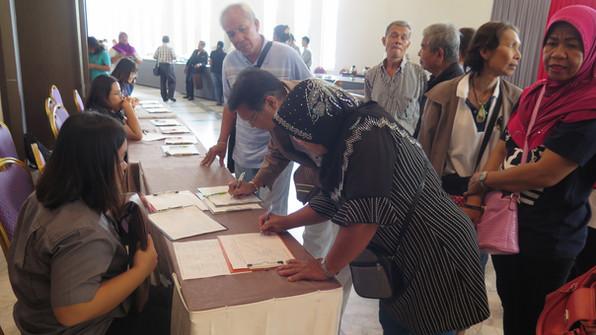 ThaiGCI จัดการประชุมรับฟังความคิดเห็นการวิเคราะห์ด้านสิ่งแวดล้อม