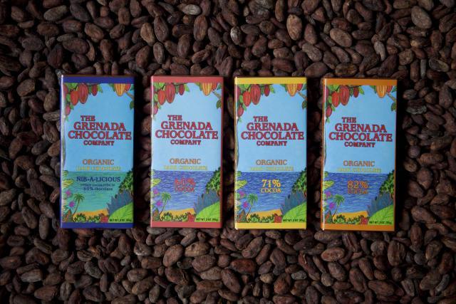 Grenada Chocolate at Belmont Estate