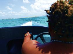 cruise to sandy island