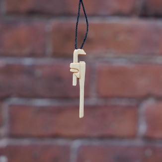 wooden necklesses