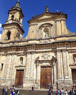 Bogota Catedral