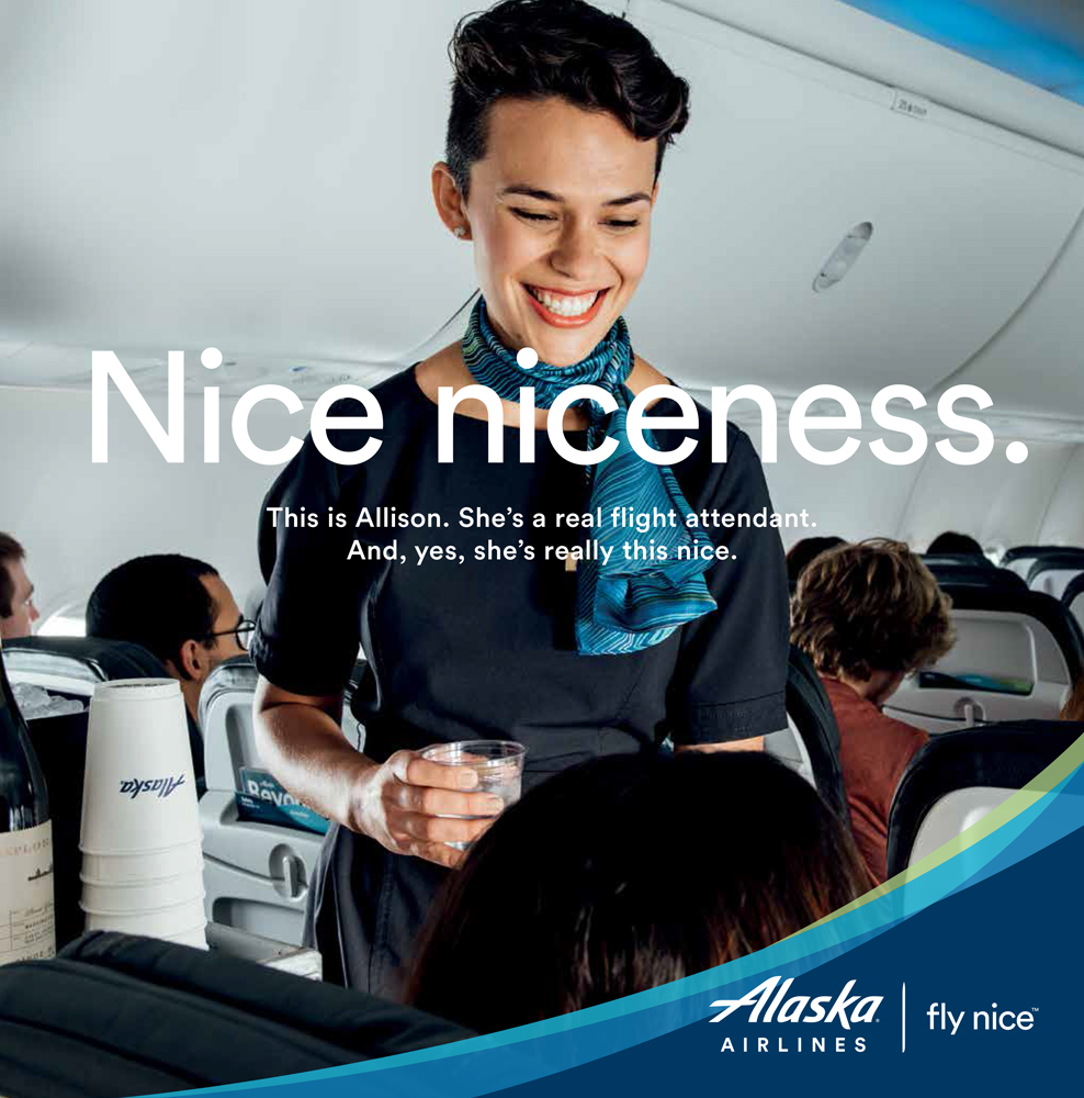 Embry Rucker photo for Alaska Airlines