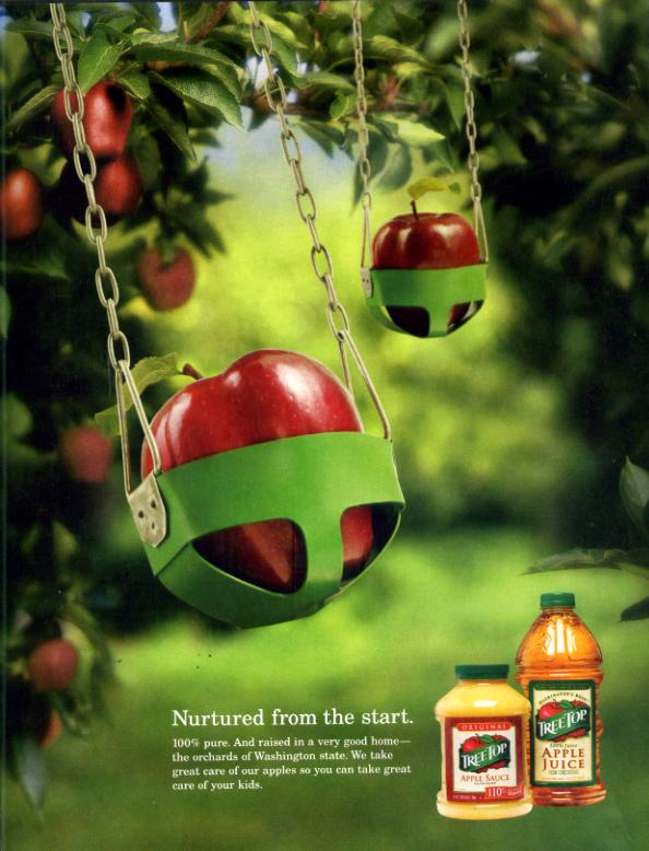 apple swings