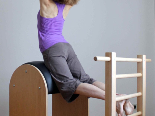 Pilates and Psoas Major Workshop - Judy Herbert