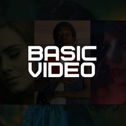 basic video SALE WEBSITE