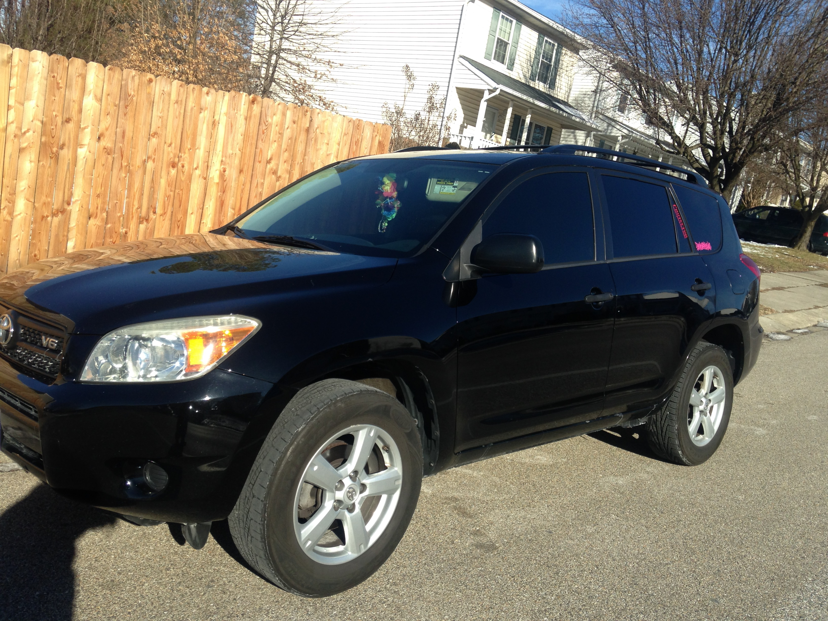SUV Window Tint CarToys Maryland