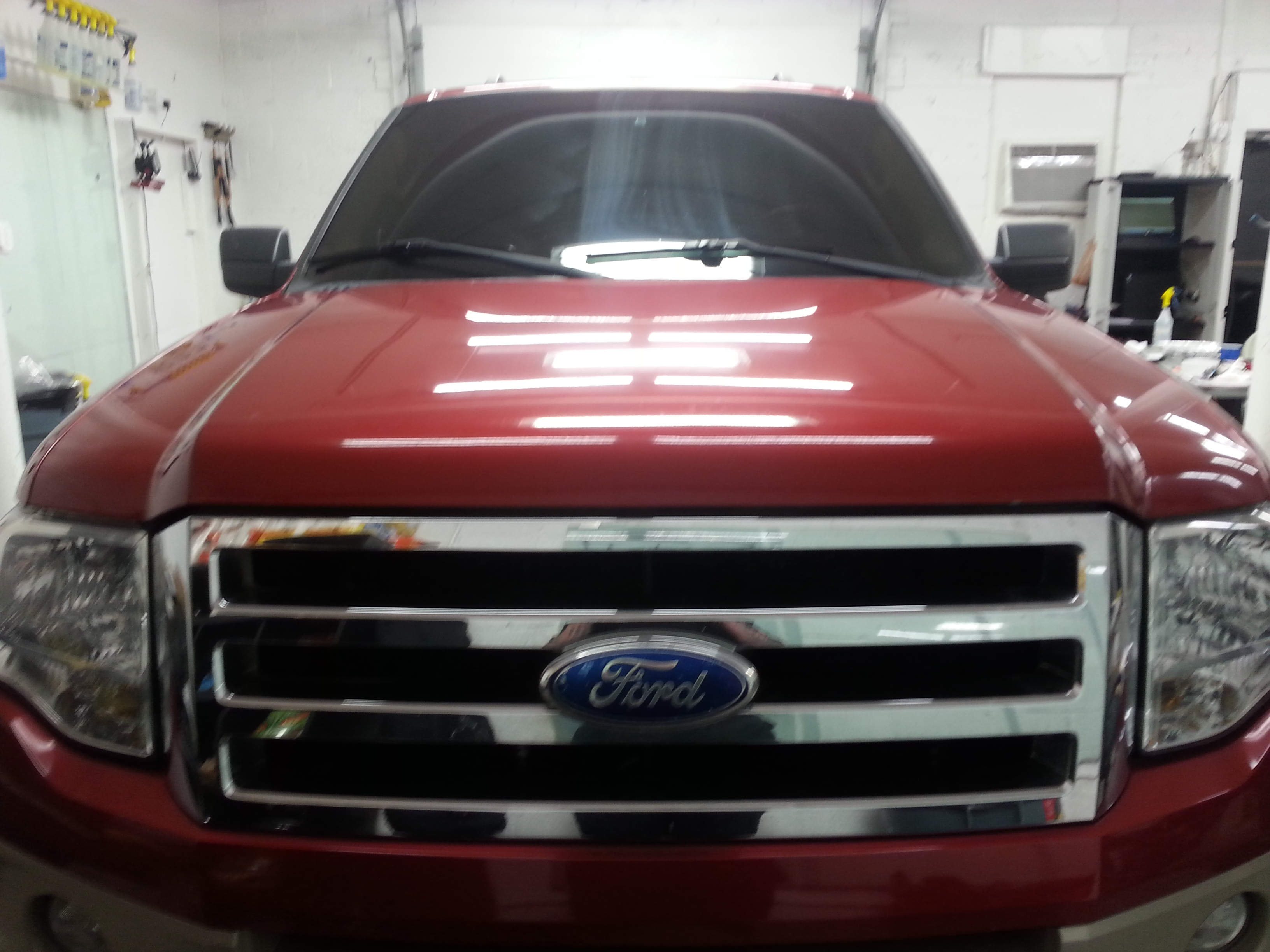 Ford Window Tint CarToys Maryland
