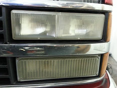 Cartoys Maryland Headlights Before