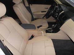 Auto Detailing inside car
