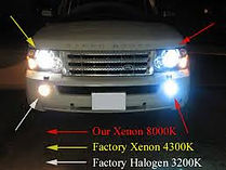 Xenon Led Lights Range Rover