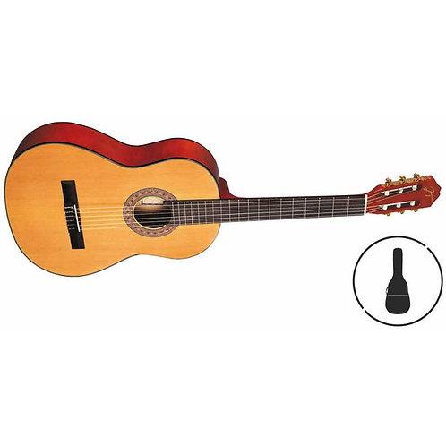 Guitarra Clássica 3/4 OQAN QGC-10 CADET