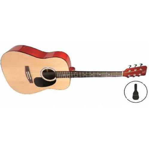 Guitarra Acústica OQAN QGA-16GB