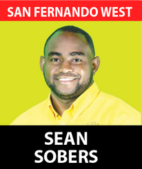 Mr Sean Sobers, an original San Fernandian was born and bred in the city of San Fernando. He attended the Presentation College and went on to study law at the University of London.  Coming from humble beginnings, Sean always had a passion and a drive to work hard for himself and his community. He realised this by answering the call to serve the people of Trinidad and Tobago when he was appointed a temporary Opposition Senator in 2017. He has since made several contributions in the Parliament holding the Government accountable whenever they attempt to bring rushed, and poorly constructed pieces of legislation.  Mr Sobers, has also been tremendously active within the UNC working at our many legal clinics across the country.  Mr Sobers also showed his competencies after serving as one of the party's coordinators for the San Fernando City Corporation which resulted in a resounding victory for the UNC with three new seats.  Sean, a young hardworking and resourceful individual has always been a humble servant of the people in many different capacities throughout his life. Having deep love for his hometown of San Fernando, Sean continues to work with the people in his city as he believes in uplifting each other.  As the new UNC candidate for San Fernando West, Sean will no doubt bring the constituency home for the UNC as he is fierce representative of the people.