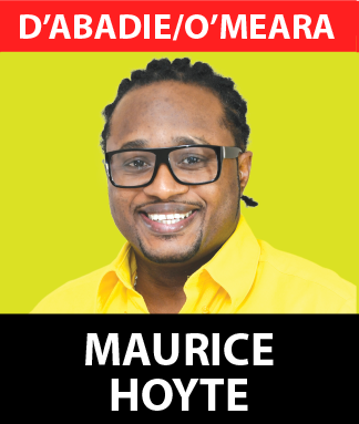 """Maurice Hoyte, a resident of D'Abadie/ O'Meara for the past 28 years, has seen the constituency that he holds so dear to him being reduced to a shell of its former self under the present representative and he has sought to make a stand for the people of D'Abadie/ O'Meara by offering himself as the UNC's candidate for the 2020 General Elections.  Maurice has been active within the UNC for many years where he was instrumental in the formation of multiple party groups as well as spreading the ideas and philosophy of the UNC.  Maurice, a father of two young sons, has always wanted them to grow up in a community and a country where their possibilities and opportunities would be limitless.  He holds a master's in small and medium enterprise management as well as a bachelor's degree in agribusiness from the University of the West Indies. He believes that his experience as a teacher and an entrepreneur will assist him greatly in the fight to return good governance and proper representation to the people of D'Abadie/ O'Meara with the UNC.  Maurice has always had the long-standing belief that the UNC has the will, know-how, and the leadership capabilities to transform our nation into the economic powerhouse that it is destined to be. After being told by his former University lecturer that """"we should not be just citizens but participating citizens in our nation"""" this resonated with him for years and contributed immensely to his decision in entering politics as a UNC candidate.  Being from the constituency, he has first-hand knowledge of the issues facing the people on the ground and he hopes to remain and serve as the UNC's voice of the people on the ground.  With the leadership of Kamla Persad Bissessar, Maurice has full confidence in the UNC and its ability to lead our nation into prosperity for all citizens and future generations."""